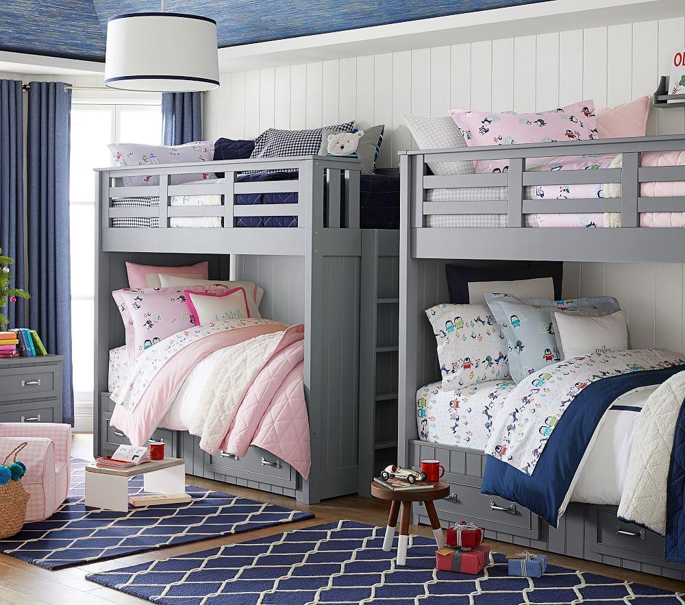 Bunk Bedideas: Belden Twin-Over-Twin Bunk Bed