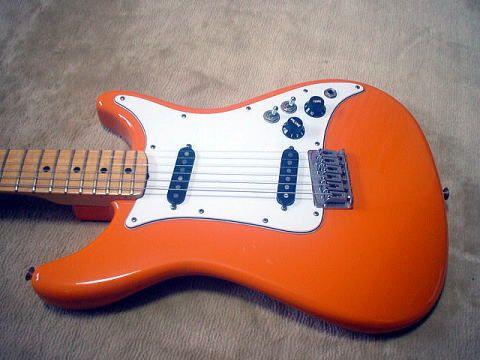 Fender Lead II Custom Orange