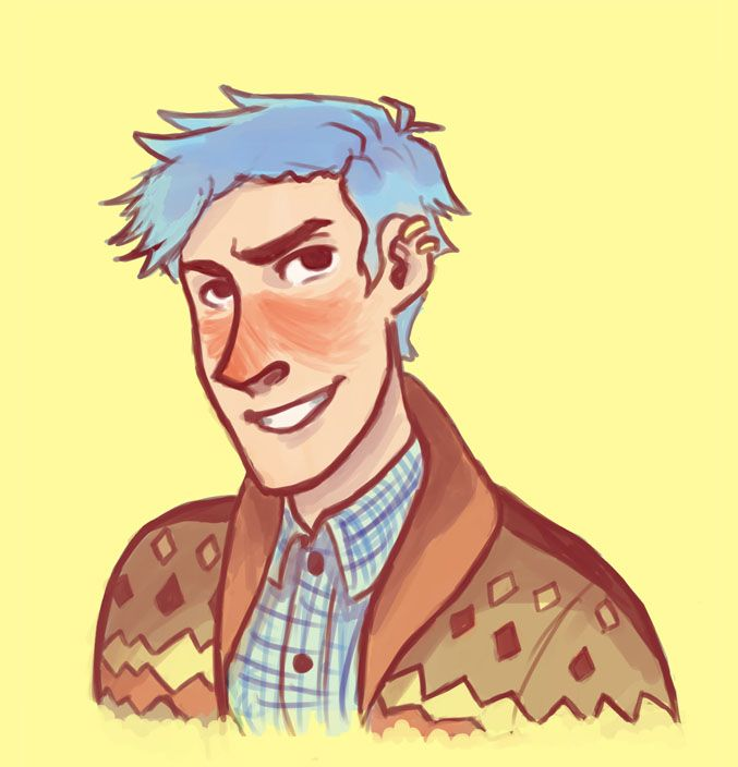 Teddy Lupin by Liv [©2014]