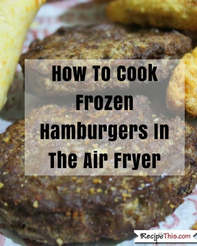 How To Cook Frozen Onion Rings In The Air Fryer Recipe
