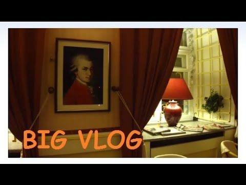 NEW! THE BIG VLOG: Еду на конференцию Faberlic / Прогулка по вечернему П...