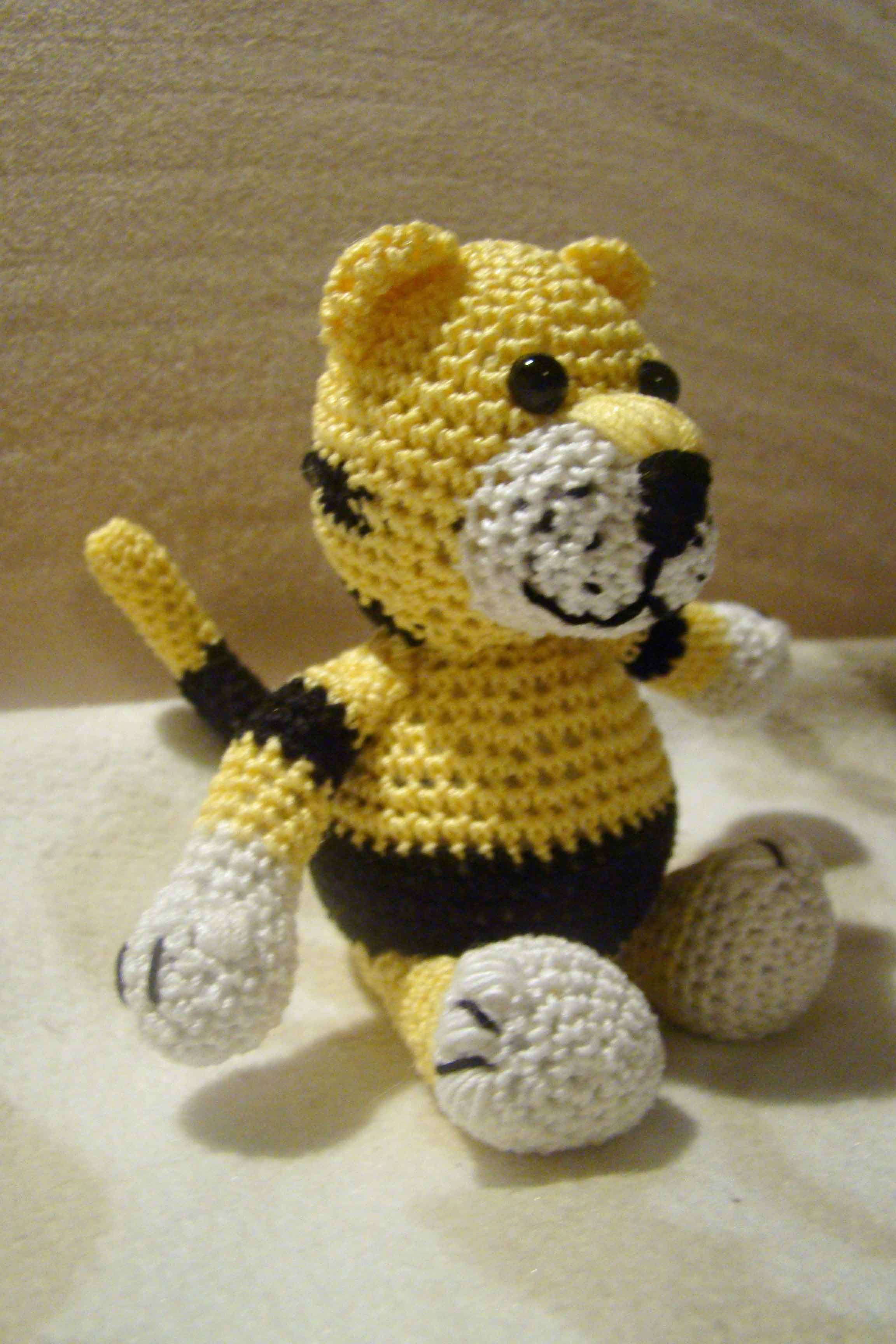 Awesome Kleiner Tiger