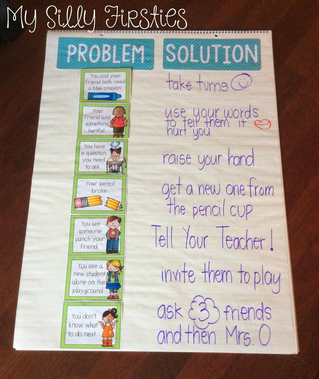 Write first graders to school. What documents are needed