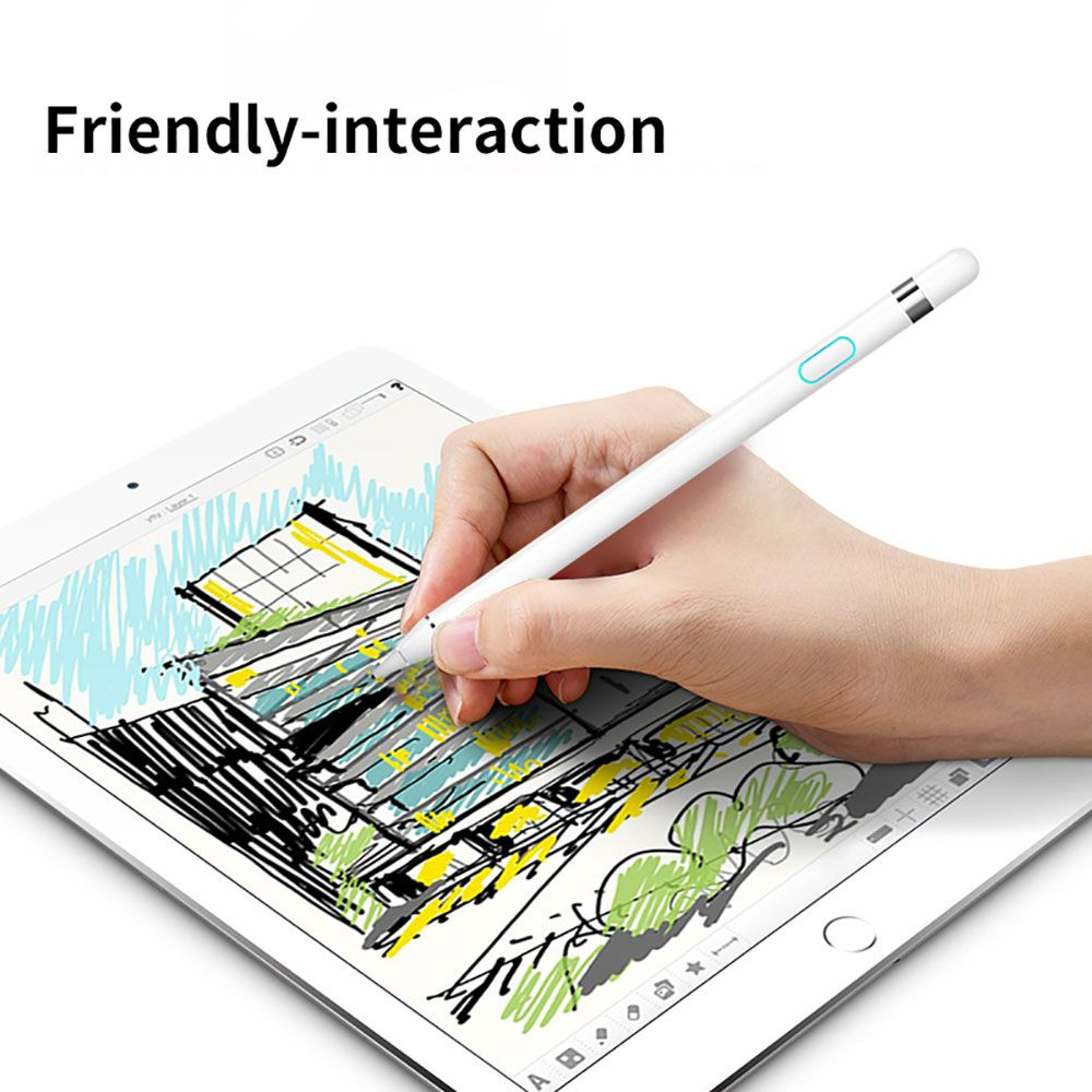 Wiwu Touch Pencil For Ipad 2018 Stylus Pen Compatible For Android