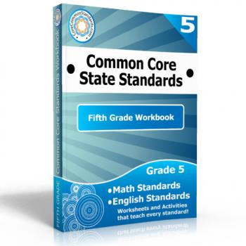 Fifth Grade Common Core Workbook   Stuff to Buy   Pinterest