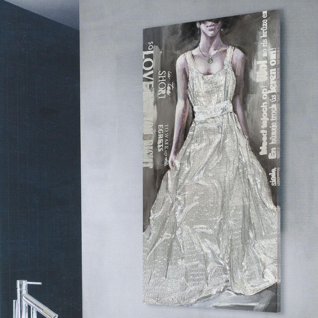 Bild Lady in White