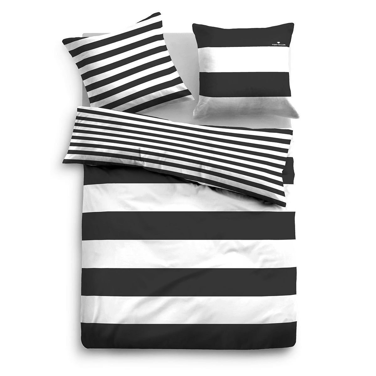Tom Tailor Wendebettwasche Casual Stripe 49769 821 Online Kaufen