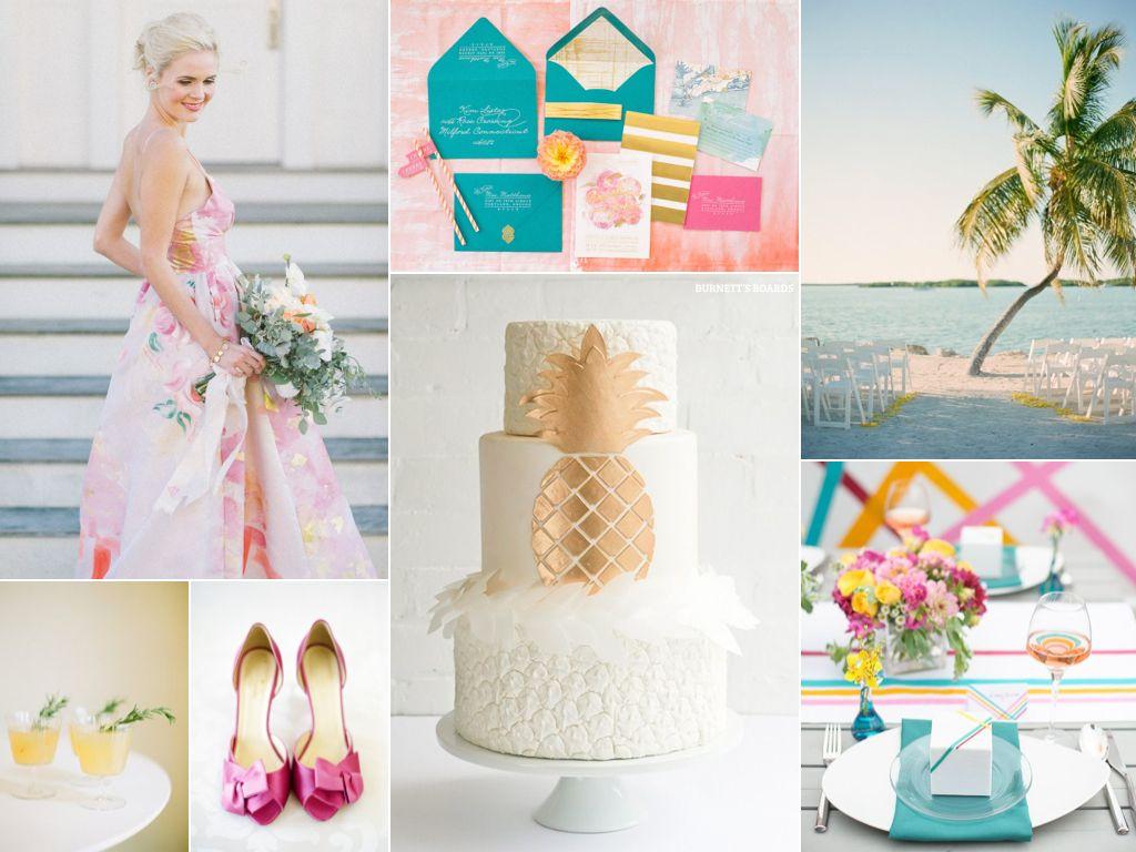 Fun And Flirty Florida Keys Wedding