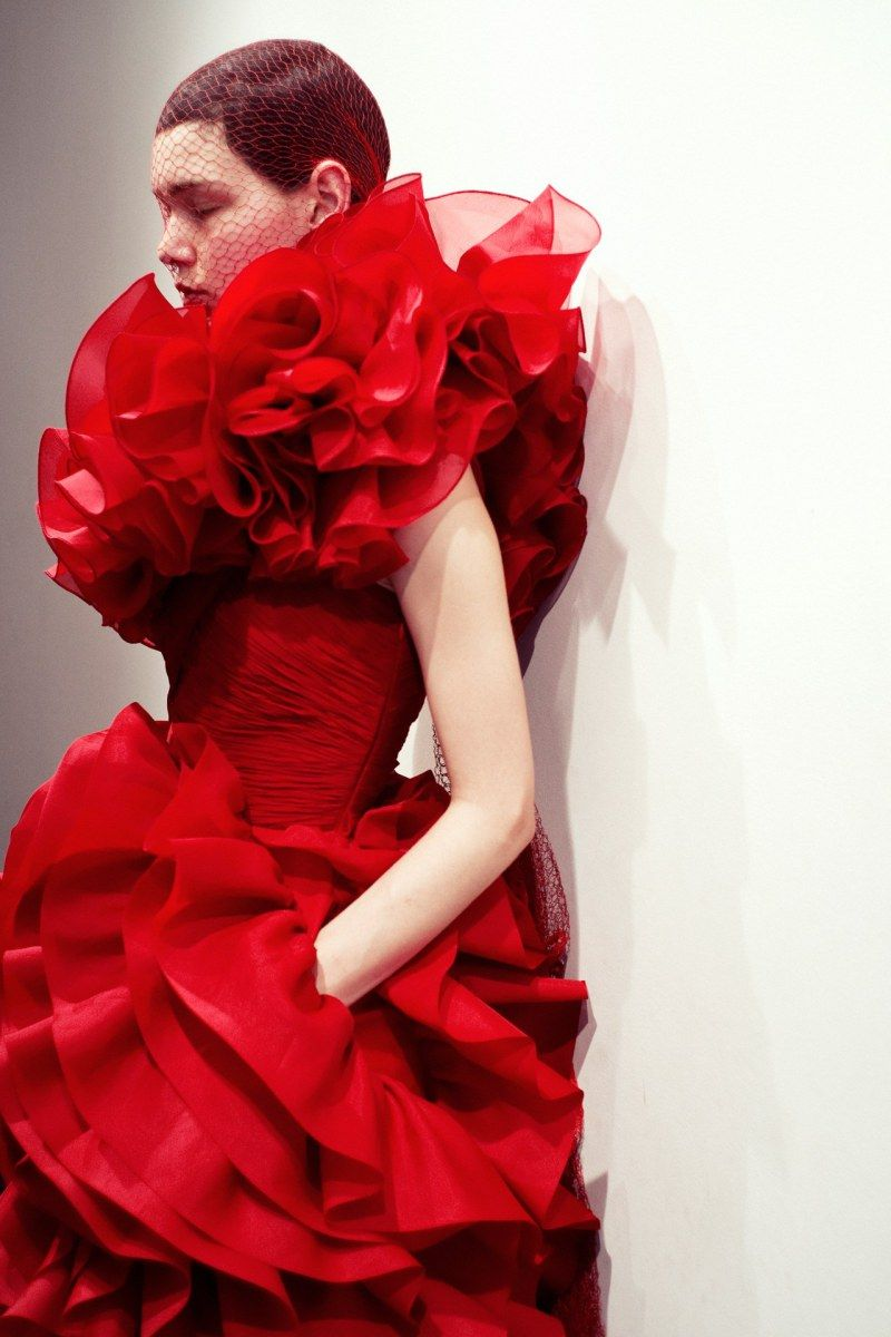 """Pictures from """"Giambattista Valli"""" published by Rizzoli"""