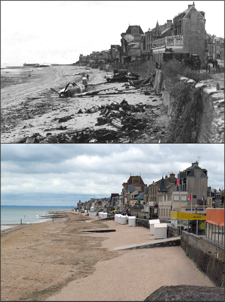 the beach at st aubin sur mer normandy ian r gumm 2014 20 pinterest wwii d day and. Black Bedroom Furniture Sets. Home Design Ideas