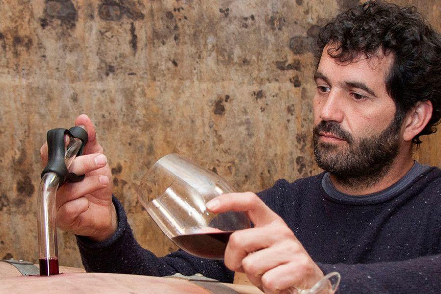 Dani Sánchez Nogué, vigneron en Montsant