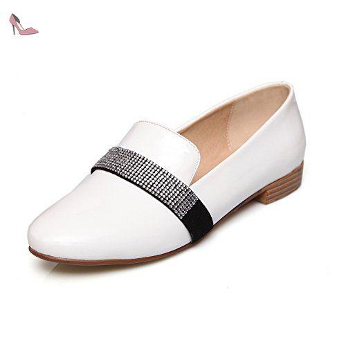 BalaMasa , Escarpins pour femme - Blanc - blanc, 38 2 3 - Chaussures ... e32313eeb9e6