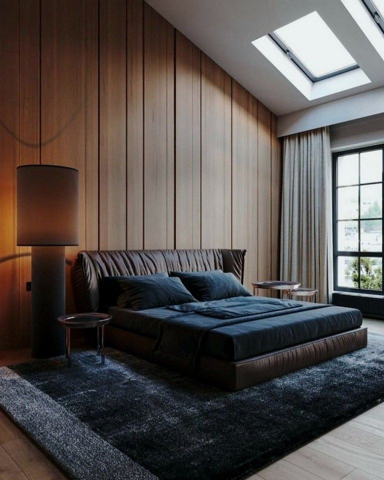 52 Clever Ideas How To Craft Modern Style Bedroom In 2020 Modern