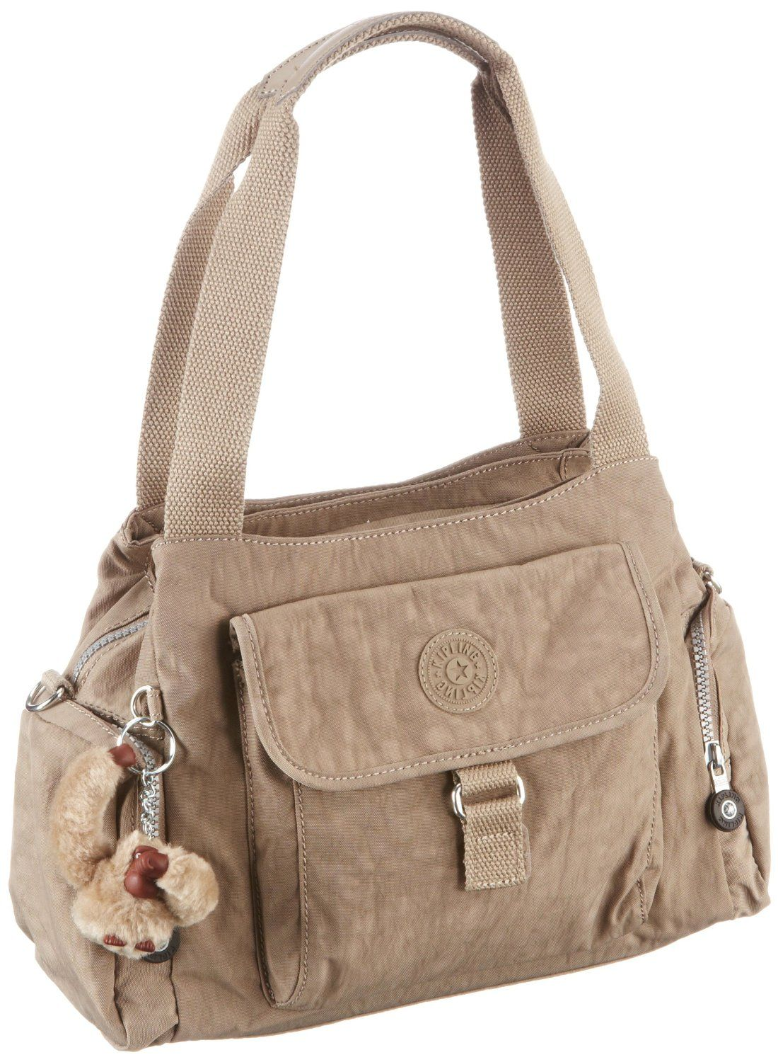 Kipling Women's Fairfax L Large Shoulder Bag: Amazon.co.uk: Shoes ...