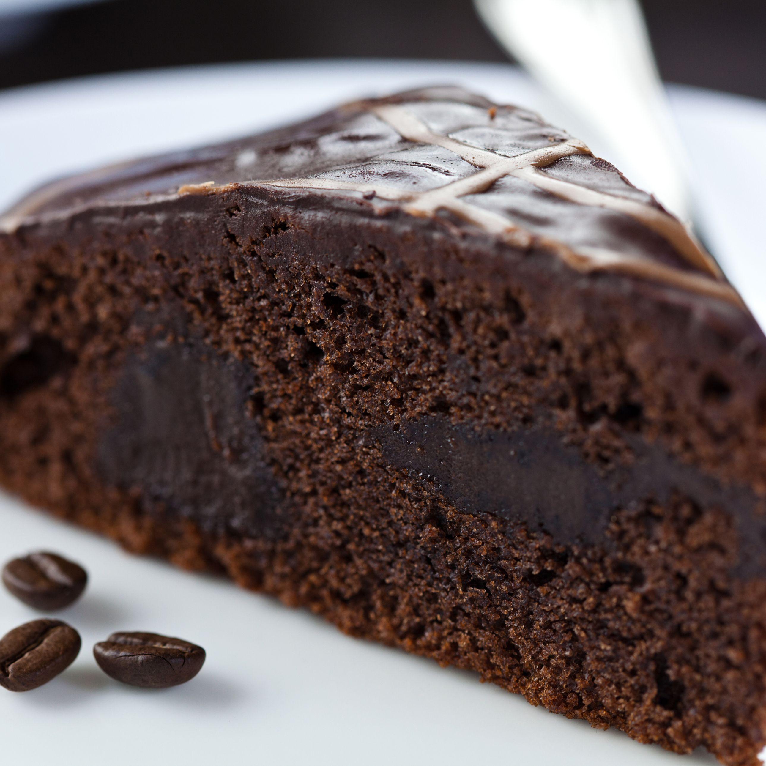Chocolate Dump Cake Super Easy To Make I Used Cheesecake