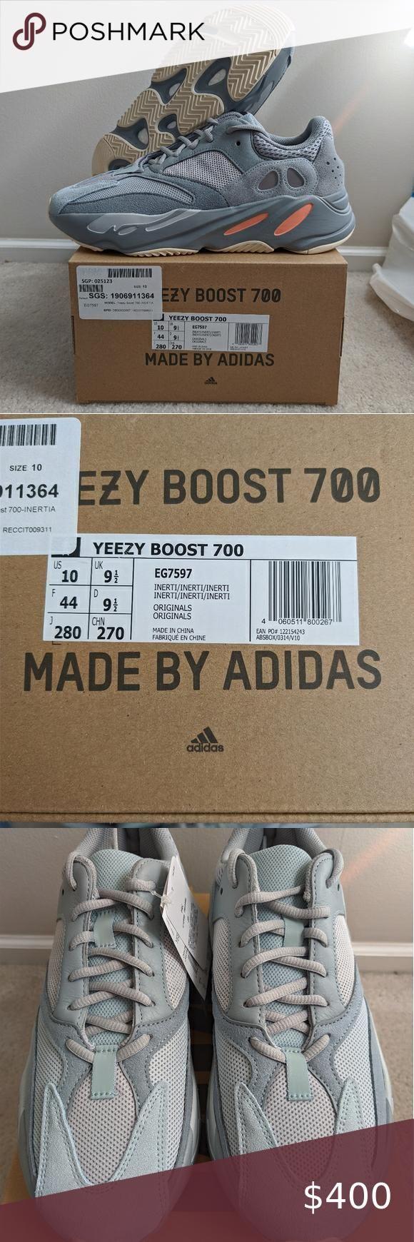 yeezy 700 inertia box