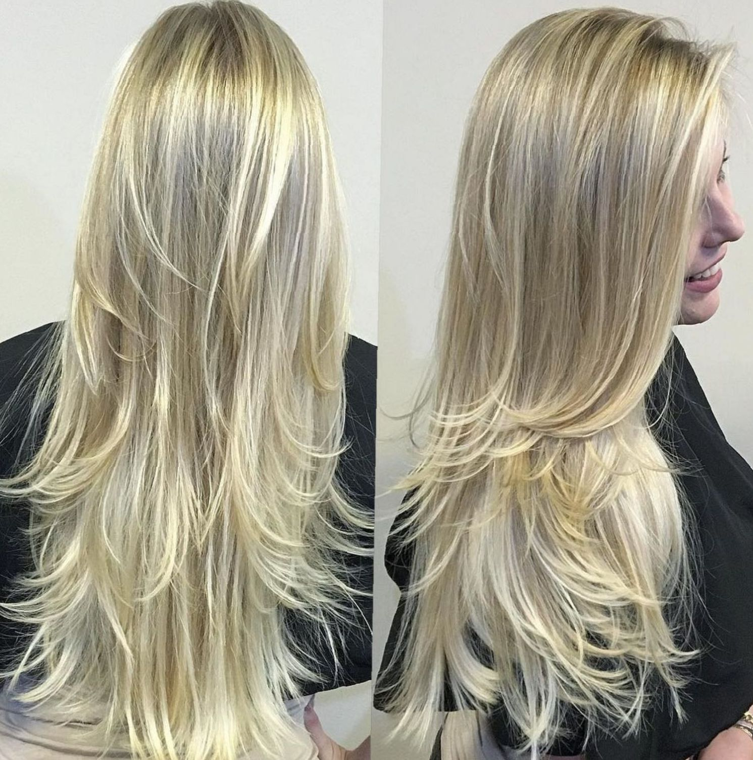 cute layered hairstyles and cuts for long hair in hair
