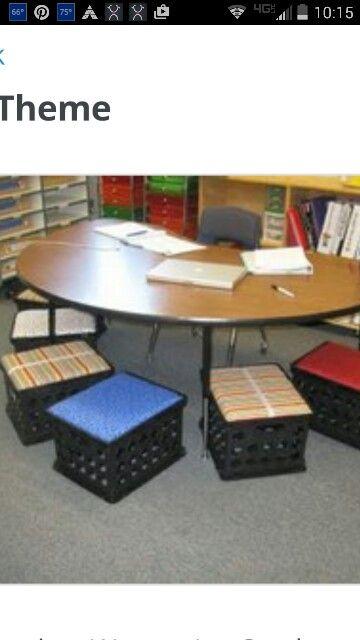 Crate seats i like