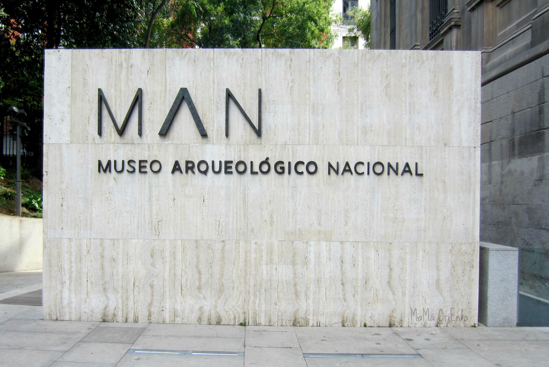 Museo Arqueológico Nacional #museo #ocioenfamilia #arte