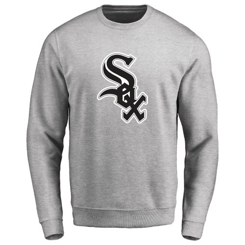 separation shoes af8f8 7b7ce Men's Chicago White Sox Design Your Own Crewneck Sweatshirt ...