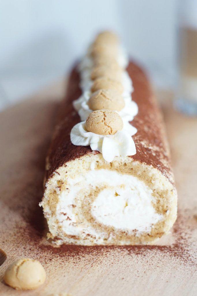 Tiramisu Biskuitrolle – der Dessertliebling mal anders | Kuchen ...