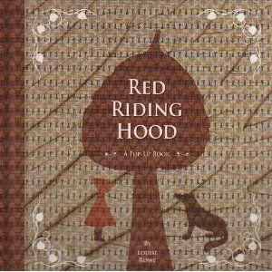 Red Riding Hood, beautiful pop up book