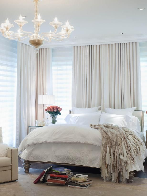 A Feng Shui Guide to Color Traditionelles schlafzimmer