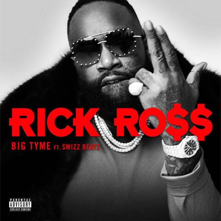 Rick Ross - Big Tyme Feat  Swizz Beatz MP3 Download Can we