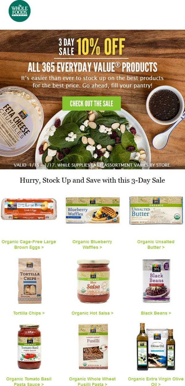 Whole Foods Coupons Shopping Deals Food Coupon Whole Food