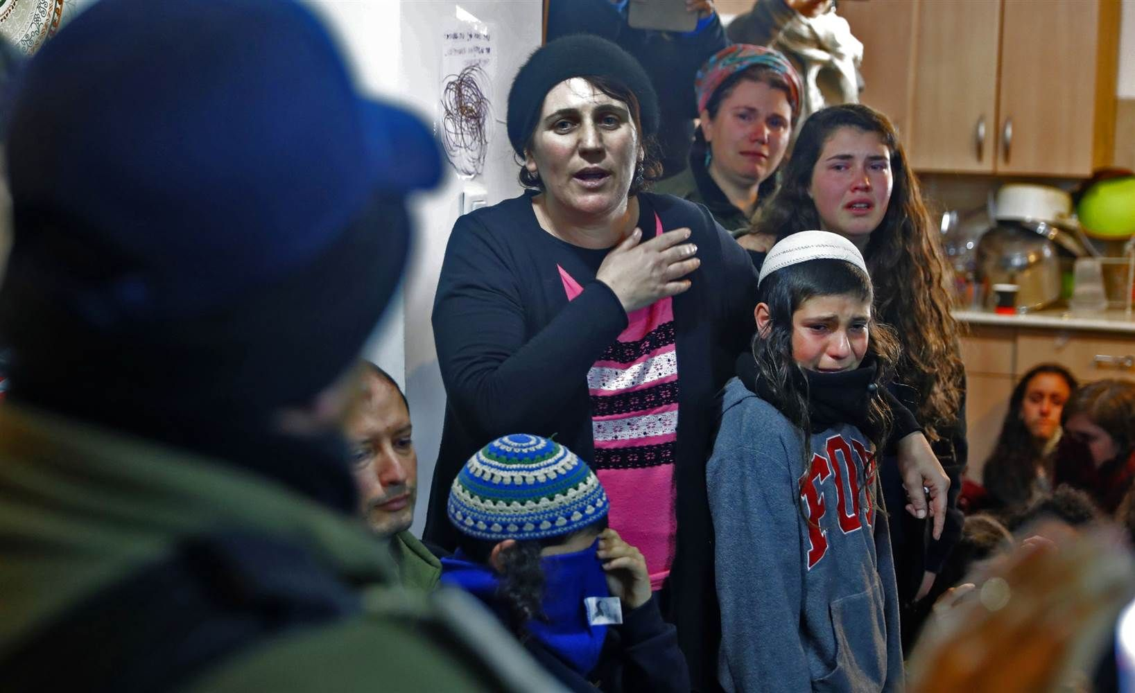 Image: ISRAEL-PALESTINIAN-SETTLEMENT