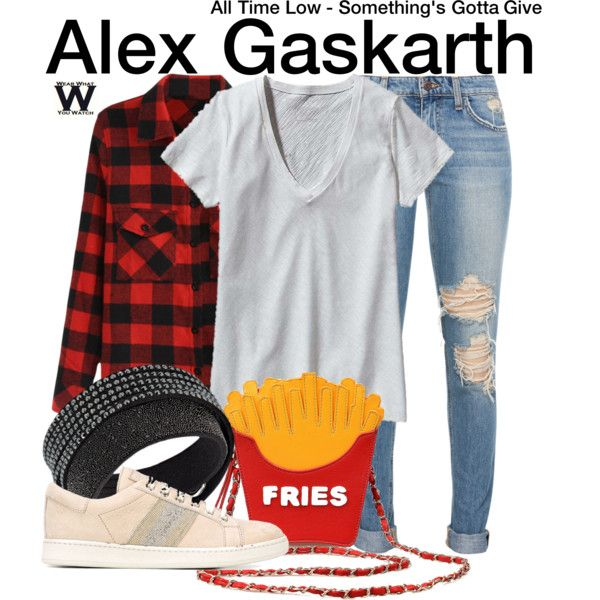 ca619b7aff54 Inspired by Alex Gaskarth in the 2015 music video for All Time Low s   Something s Gotta Give