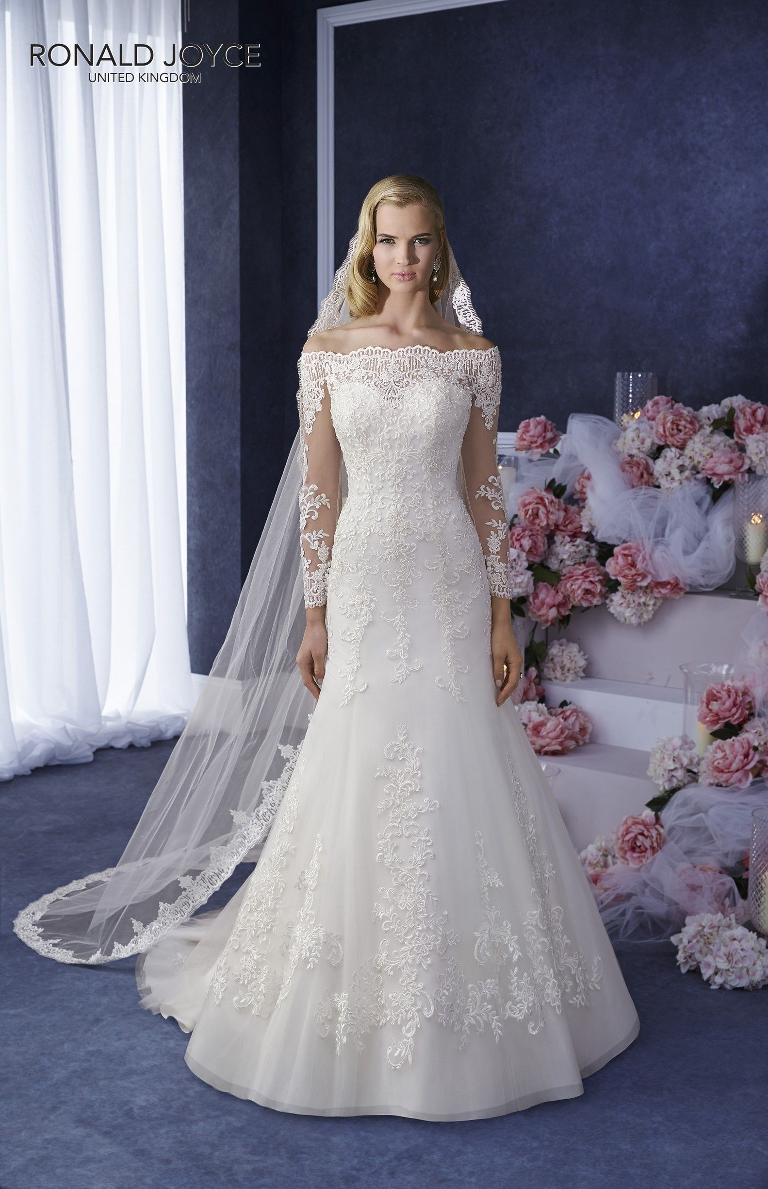 RONALD JOYCE INTERNATIONAL - Wedding dresses and bridal gowns ...