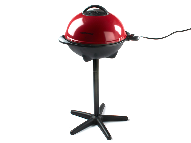 George Foreman Indoor/Outdoor Grill for $54.99