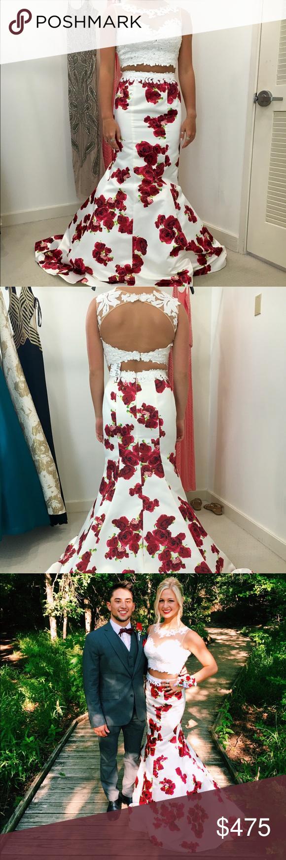 Jovani prom dress size