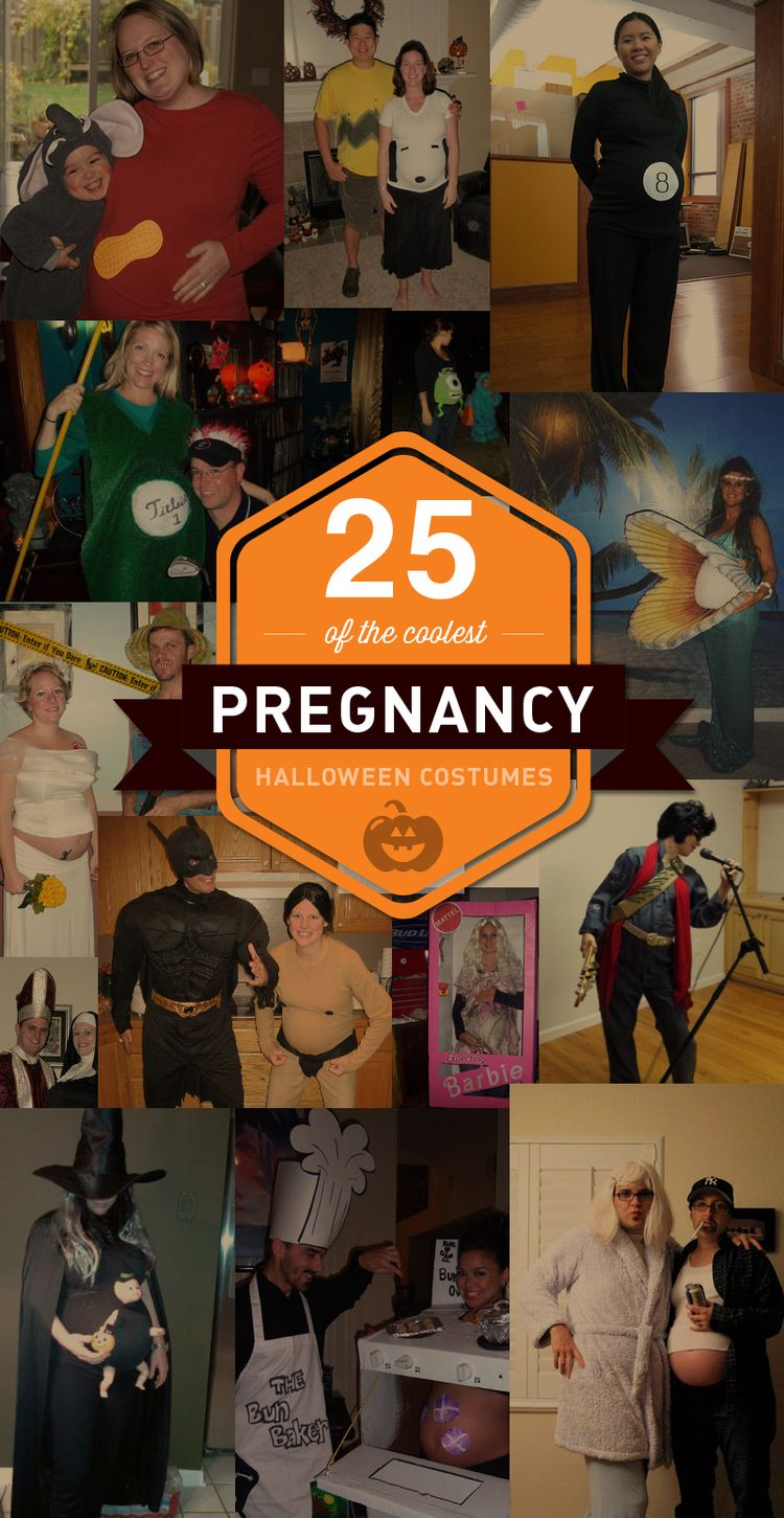 the best pregnancy halloween costume ideas | festive special
