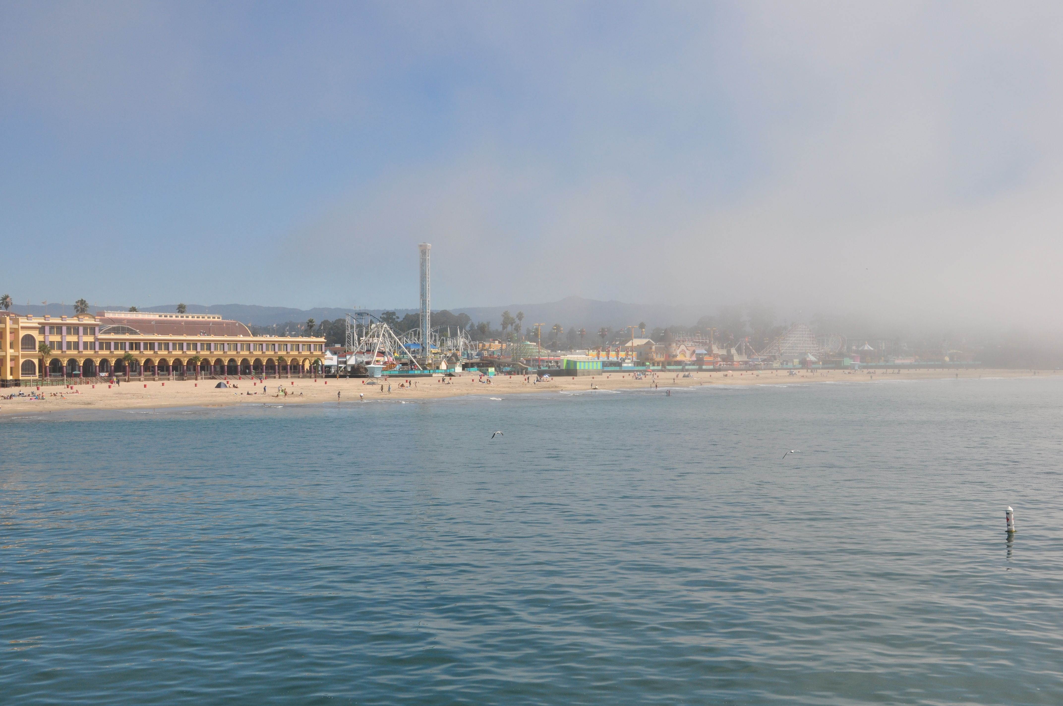 Santa Cruz Boardwalk, CA