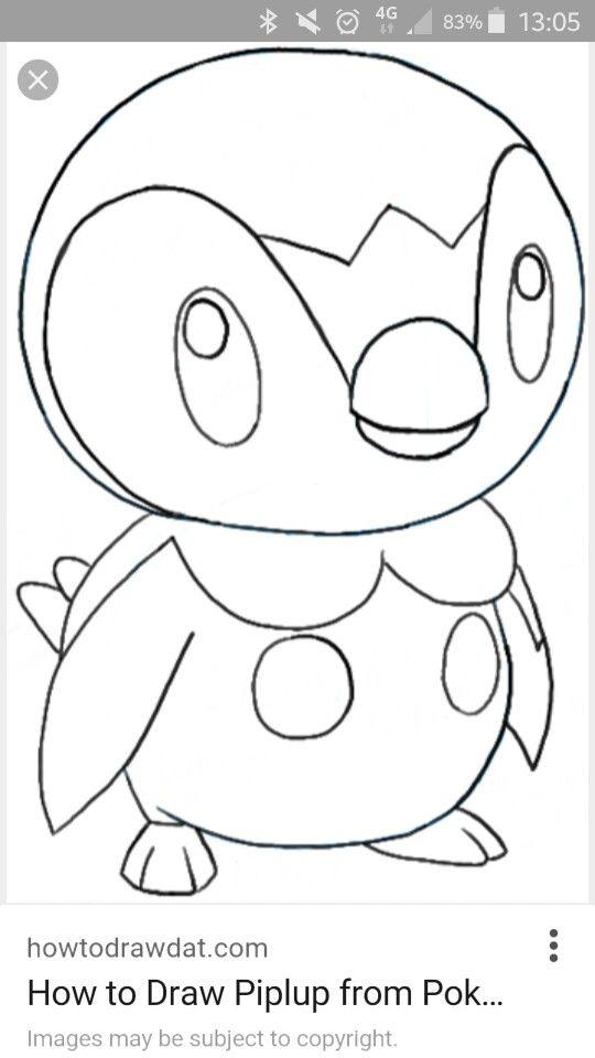 Bonito Pichu Pikachu Raichu Para Colorear Patrn