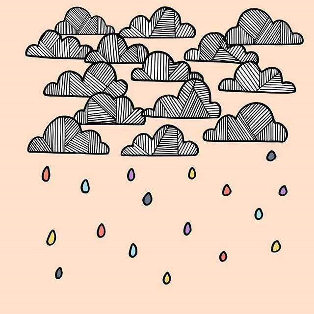 zentangle clouds | ✿ Zentangle Patterns ✿ in 2019 | Doodle