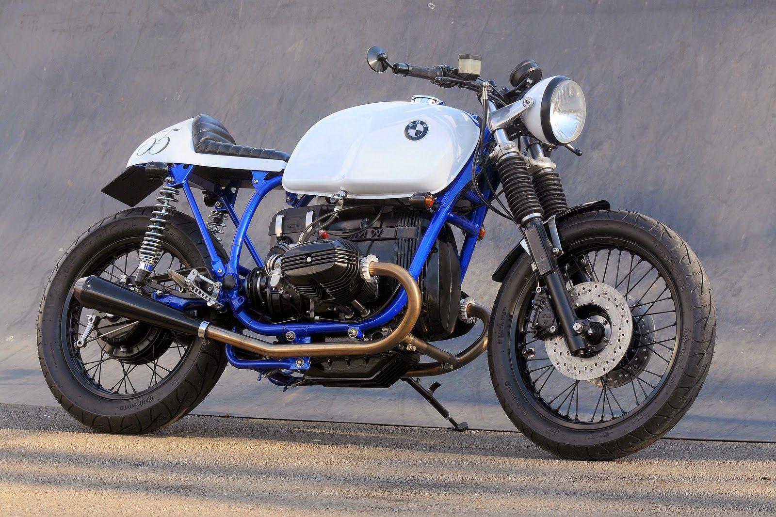 Pin di Stefano Zambianchi su BMW Cafe Racer project