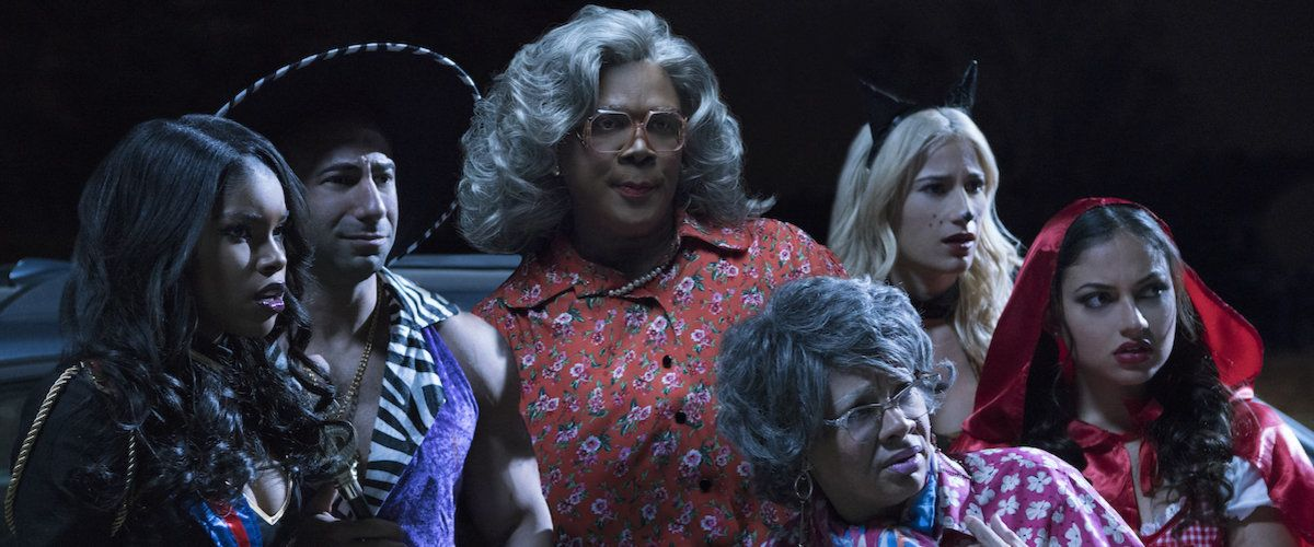 Watch.>>Tyler Perry's Boo 2! A Madea Halloween (2017) Online Free ...