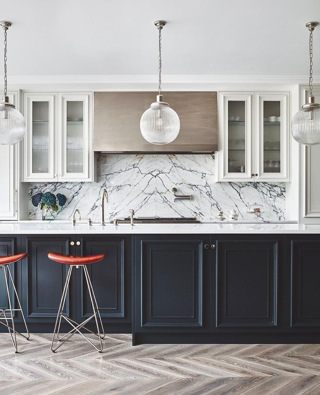"Blakes London on Instagram ""This kitchen began as a reiteration ..."