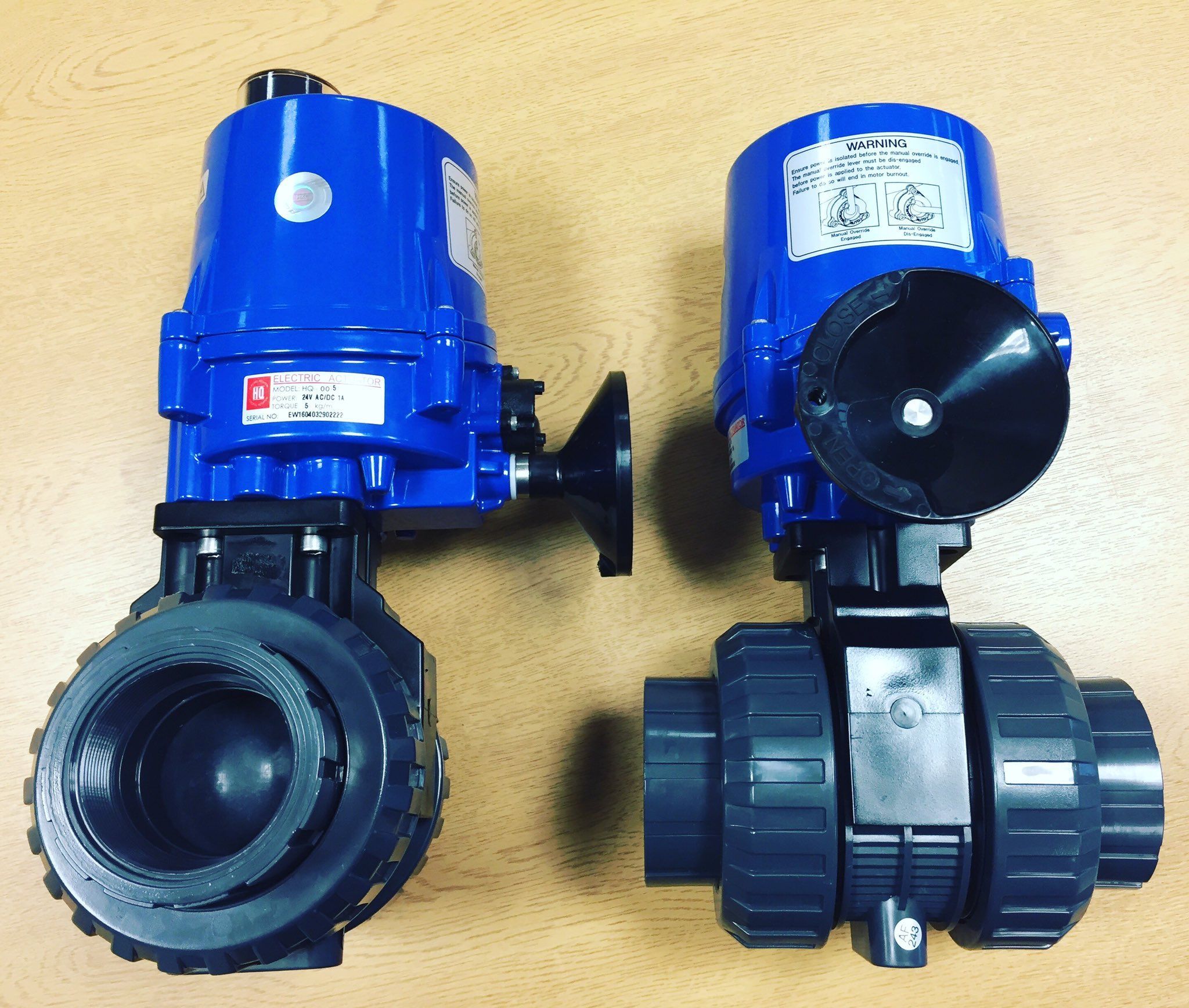 1 2 Ac Dc9 24v Motorized Ball Valve Dn15 5 Wires Cr502 Electric Motor Valve With Power Off Return Function Electric Water Valve Water Valves Control Valves