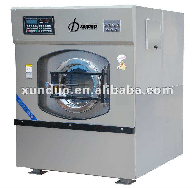 100kg Hospital Washing Machine Laundry Equipment Brand S