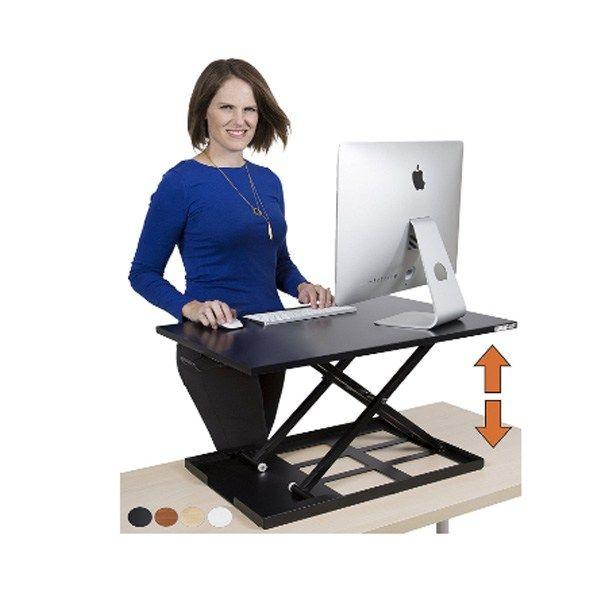 Sit Stand Desk Varidesk Alternative Diy Varidesk Options Adjustable Height Desk Stand Up Desk Adjustable Standing Desk