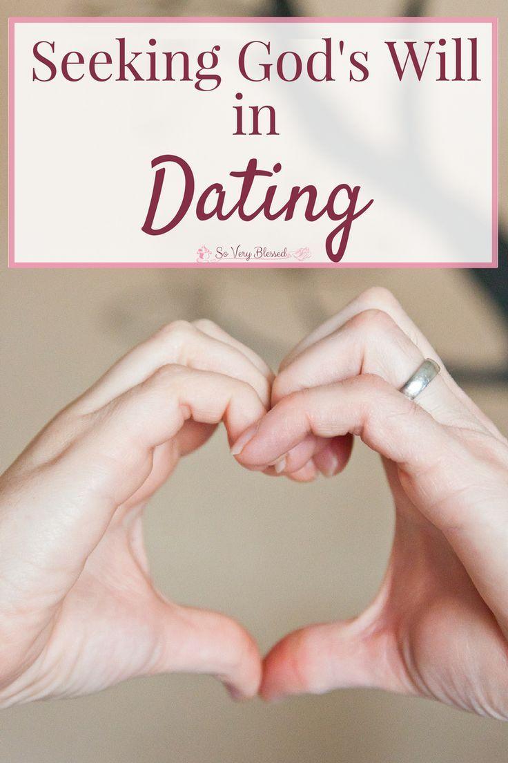 Seeking gods will dating