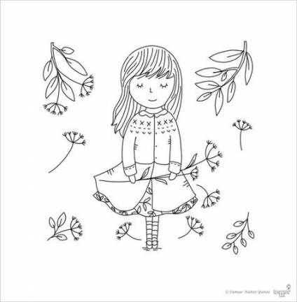 Trendy Drawing Flowers Vintage Etsy Ideas #drawing #