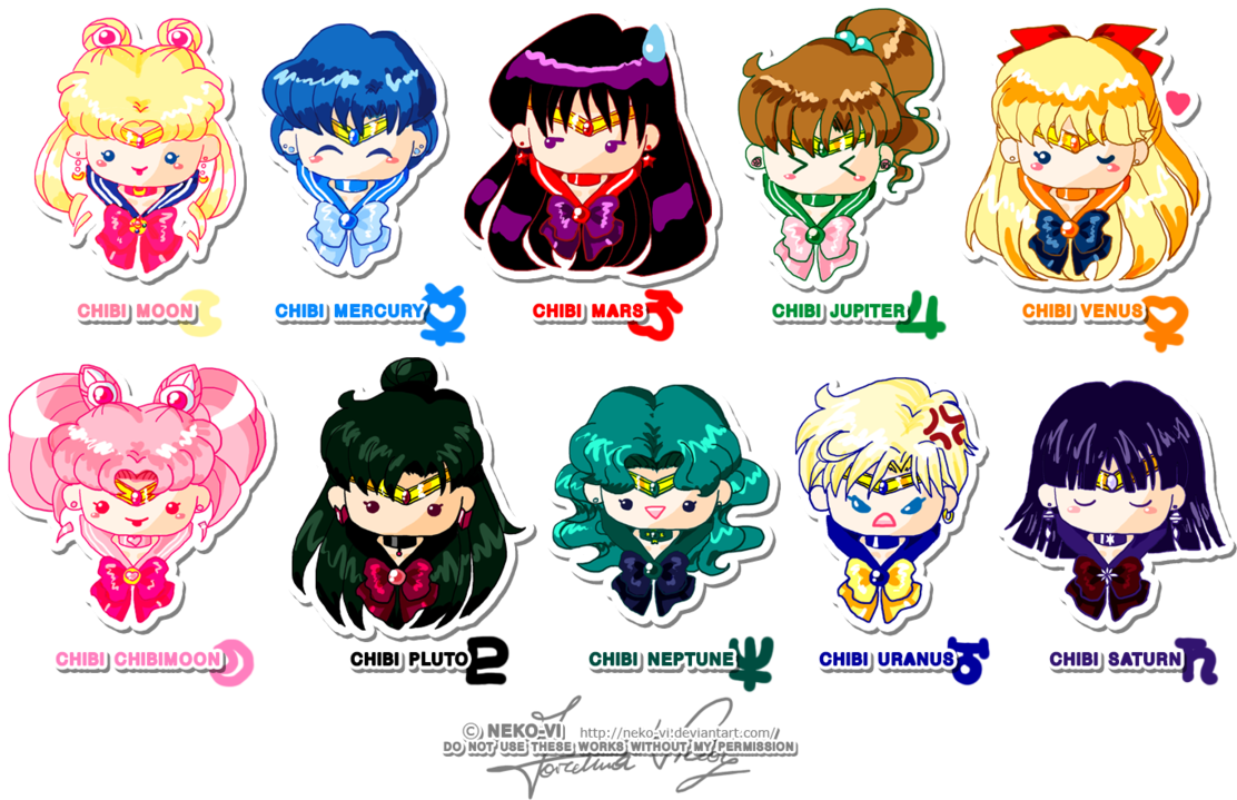 sailor moon characters names Google Search Sailor moon