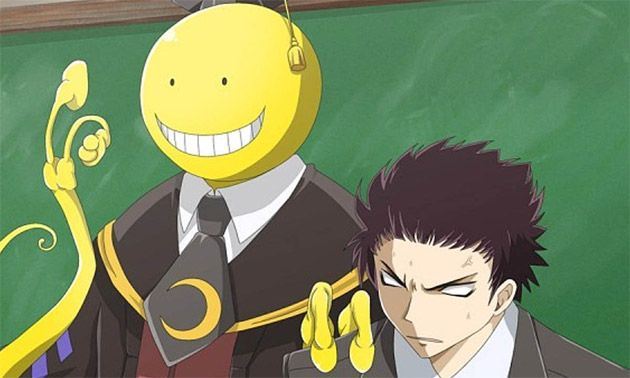 El anime de 'Assassination Classroom' llega de la mano del estudio de 'Danganronpa The Animation'