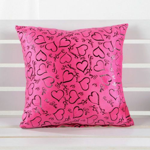 Throw Pillow Case Cushion Cover Sofa Bed Car Decorative Home Sofa Decor Pink UY https://t.co/S7llr4DjLr https://t.co/ApgIqjpXZY