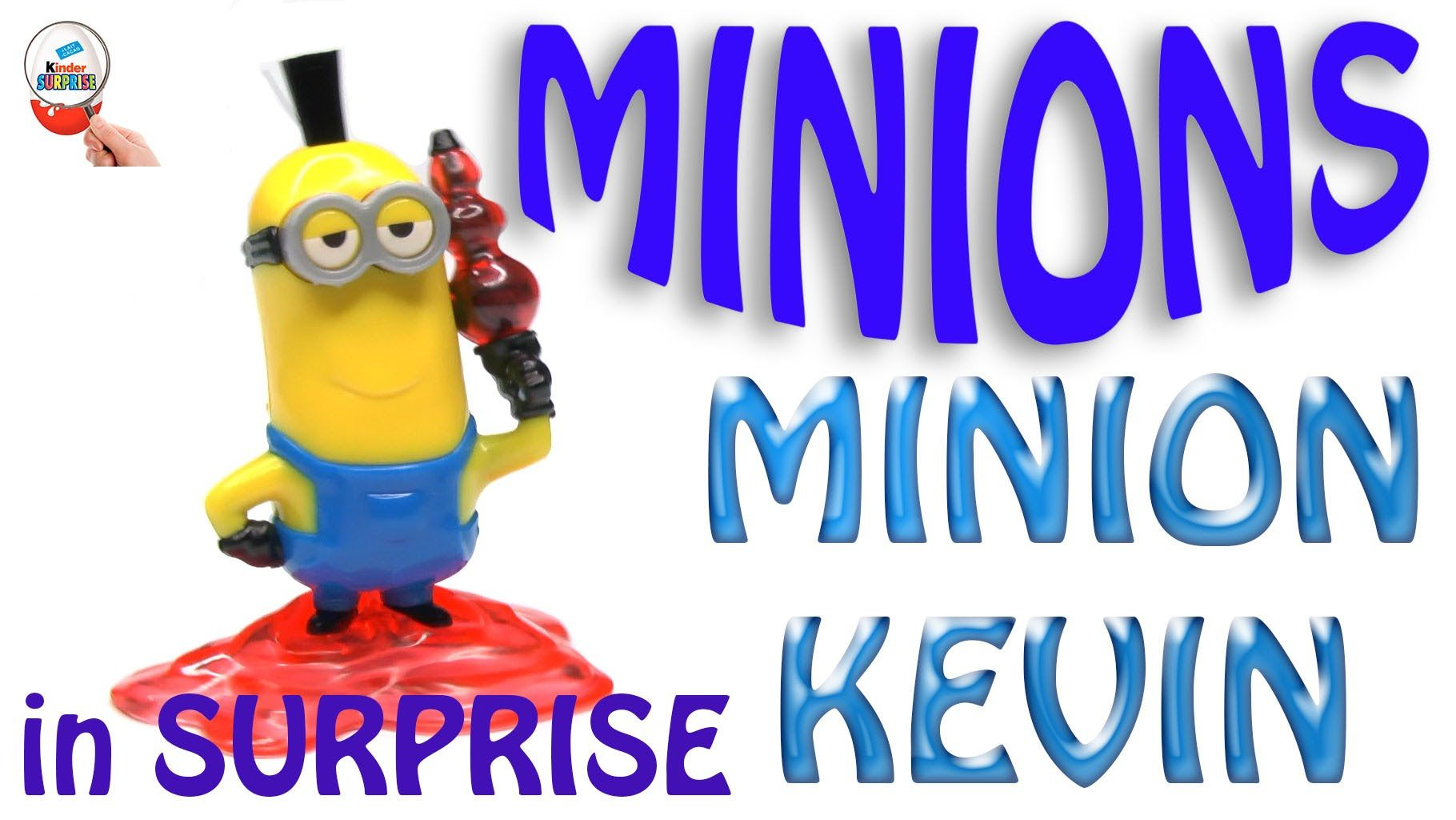Kids toys images  Minions Minion Kevin Surprise Eggs D Kids toys Baby toys minions